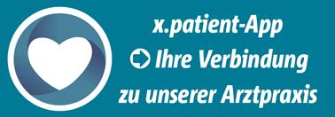 Patientenservice-App x.patient